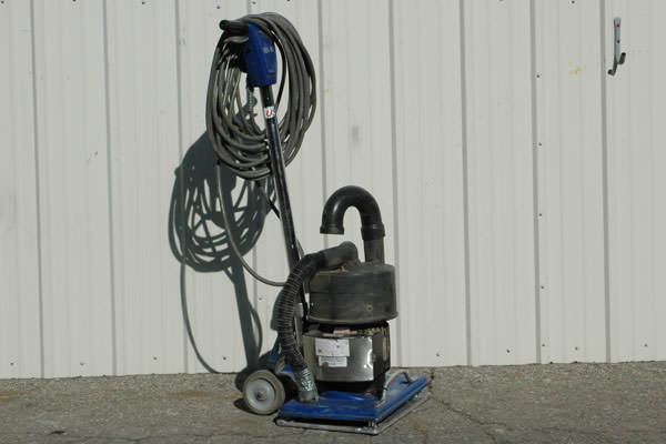 FLOOR SANDER OSCILLATING