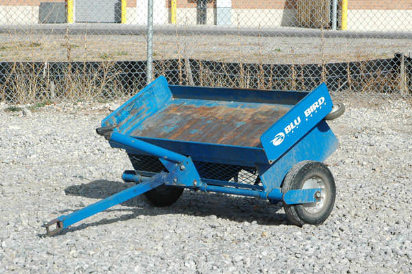 AERATOR TOW BEHIND