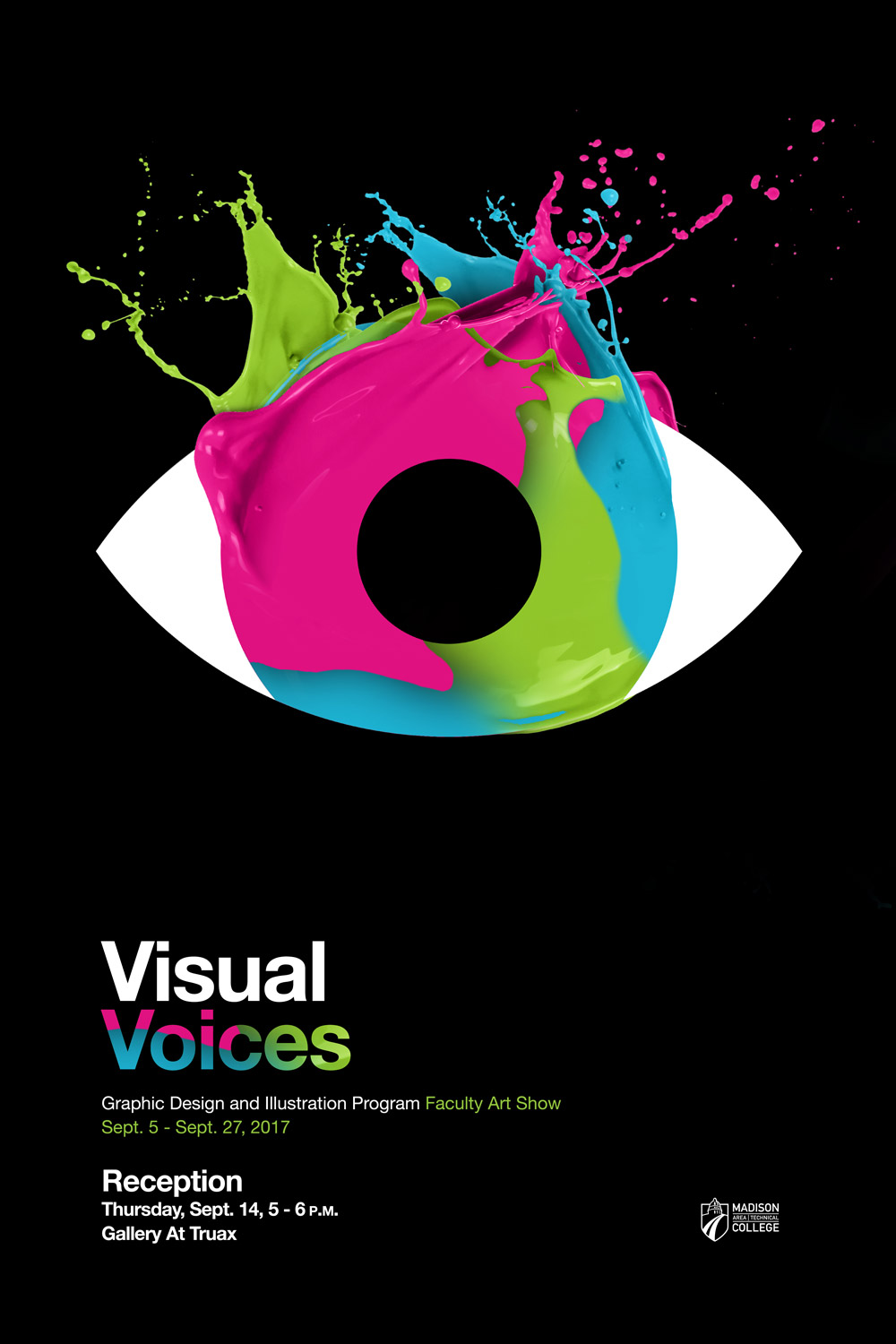 Visual Voices Poster - Together