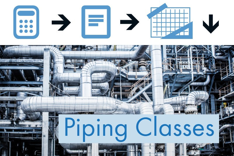Few words about piping classes (Part 1)