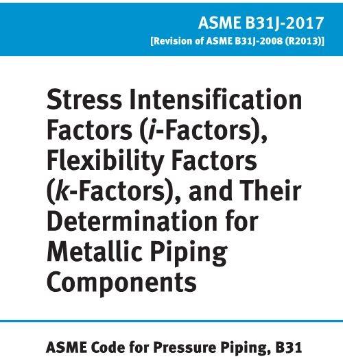 Introduction to ASME B31J Standard
