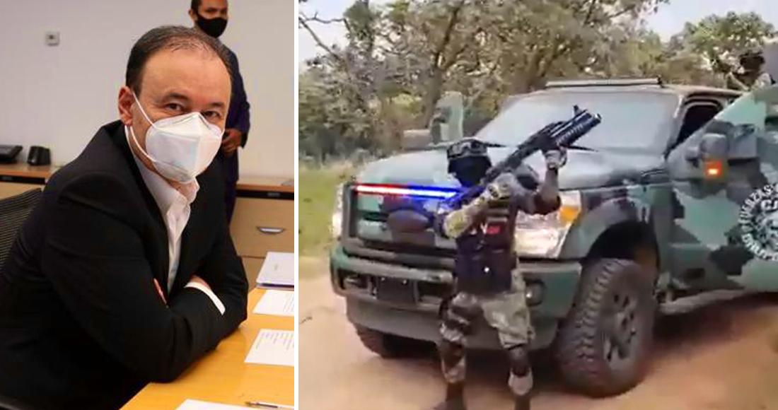 Durazo analiza autenticidad de video atribuido a un grupo del crimen organizado