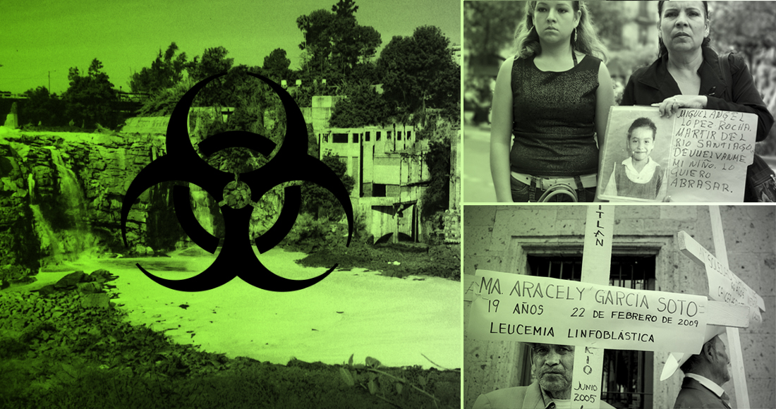 Entre 2002  y 2018 se registraron 123 mil 717 muertes asociadas a la contaminación industrial en la zona centro de México: Semarnat