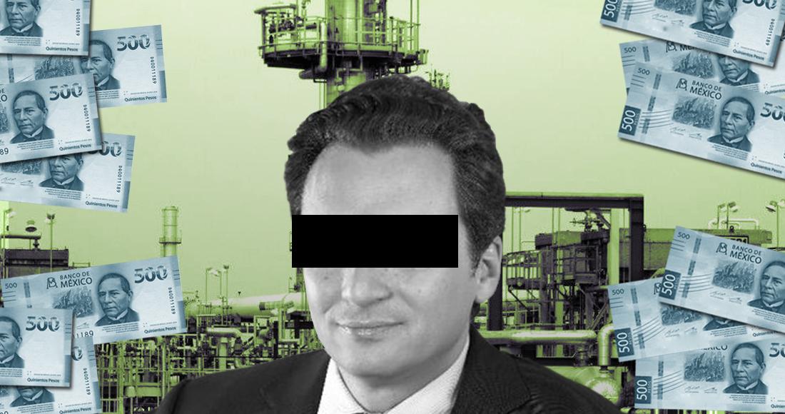 Lozoya llegará extraditado a México con la promesa de colaborar y revelar la red de corrupción en que habría participado