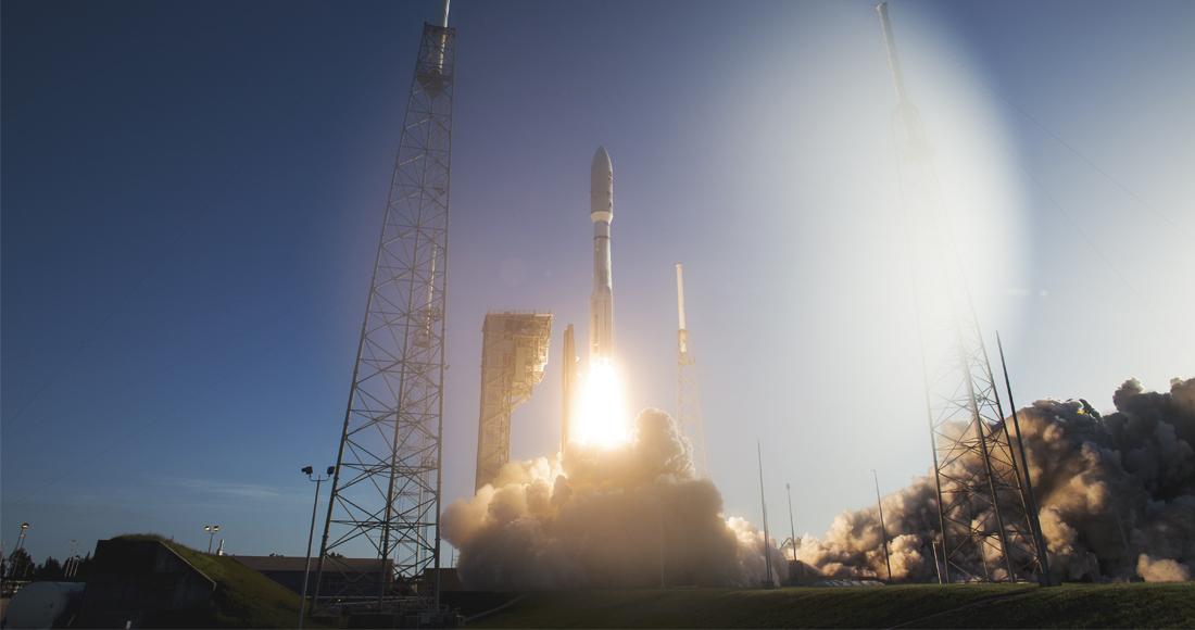 La NASA envía a Marte el rover Perseverance en busca de rastros de vida primitiva