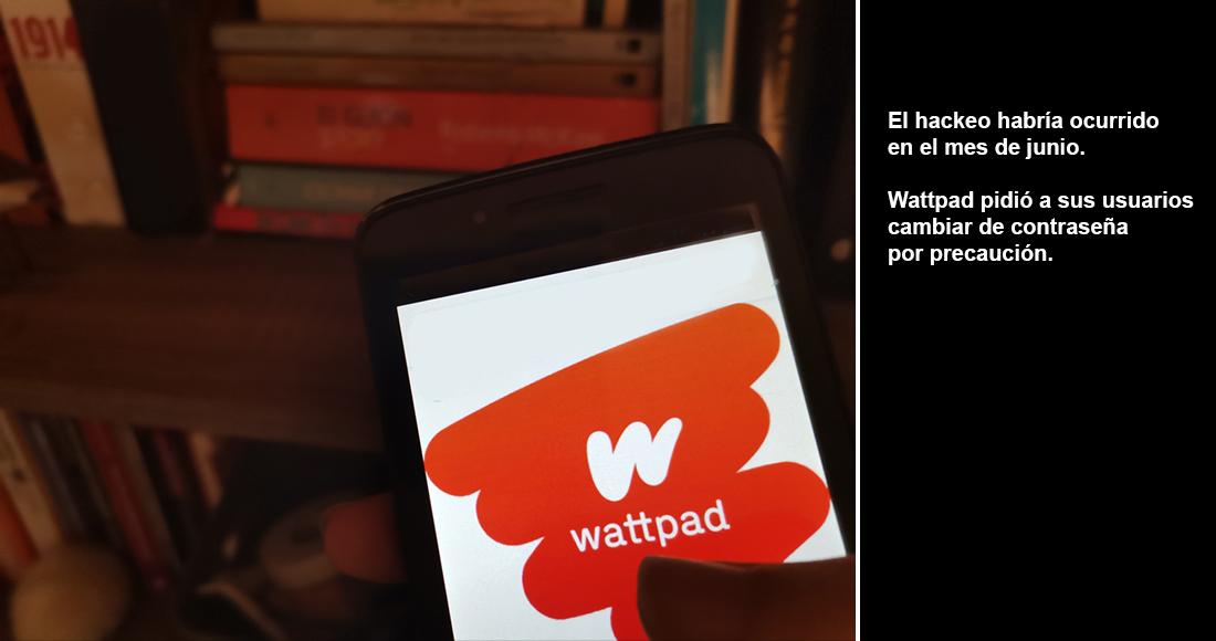 Más de 270 millones de datos de usuarios de Wattpad son hackeados y vendidos en Bitcoins