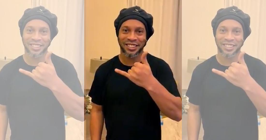 Ronaldinho obtiene libertad tras 5 meses de arresto en Paraguay por documentación falsa