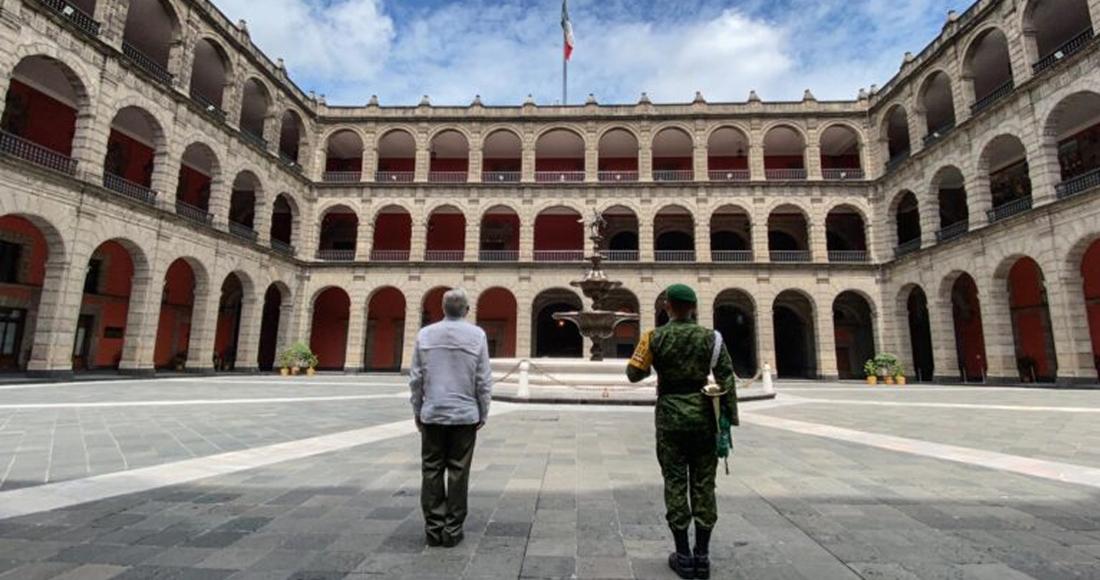 AMLO decreta duelo nacional por las muertes por COVID-19 en México