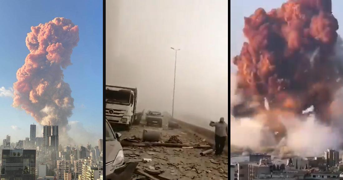 Explosión en Beirut es una catástrofe similar a Hiroshima: Gobernador de Beirut