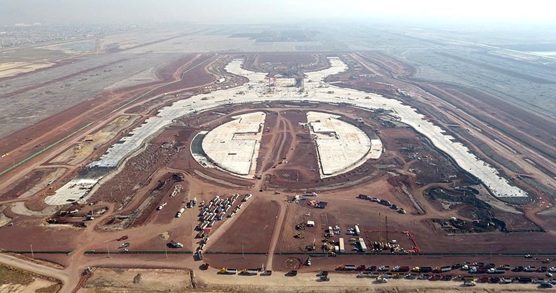 AMLO pide que inversionistas del NAIM ofrezcan disculpas por intentar lucrar con terrenos de Texcoco