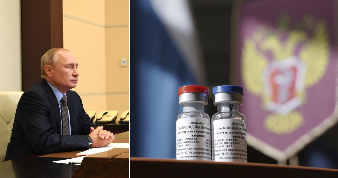 Rusia presenta la primera vacuna contra el COVID-19; Putin dice que es segura pero hay escepticismo