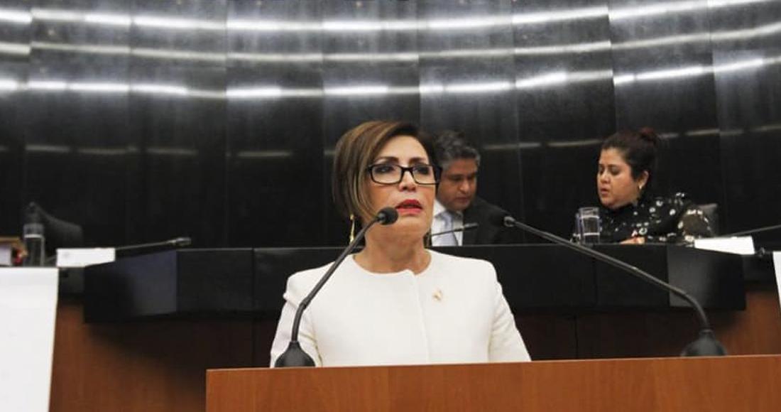 Rosario Robles cumple un año en prisión y su defensa busca que continúe su proceso en libertad