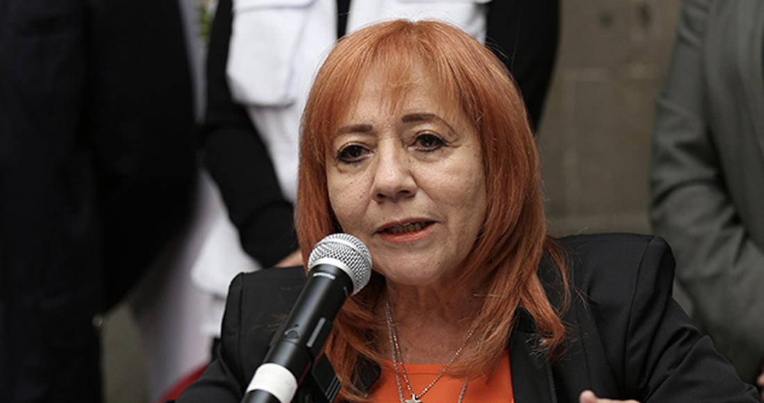 Rosario Piedra acudirá al Senado a una semana de que la CNDH fue tomada por manifestantes