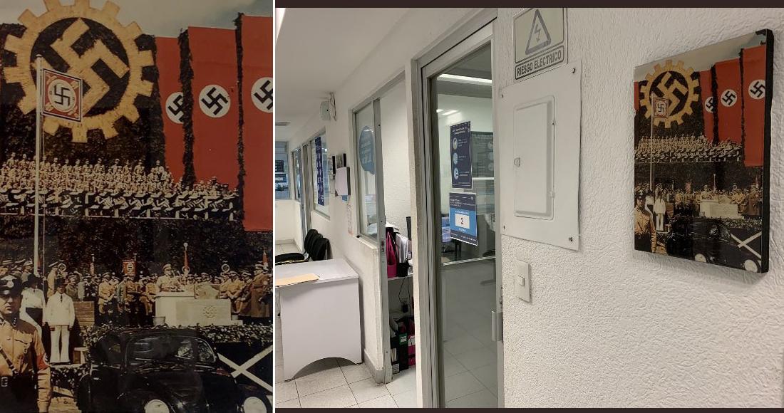 Volkswagen termina relación comercial con sucursal de la CDMX que colocó imágenes del régimen Nazi