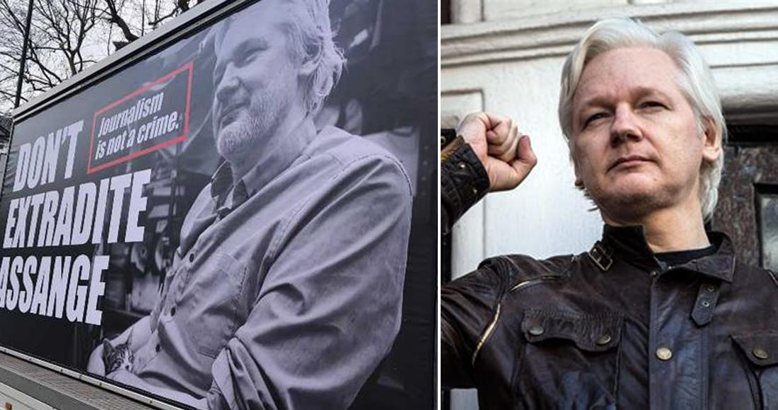 El fundador de Wikileaks, Julian Assange, enfrenta nueva orden de arresto y rechaza ser extraditado