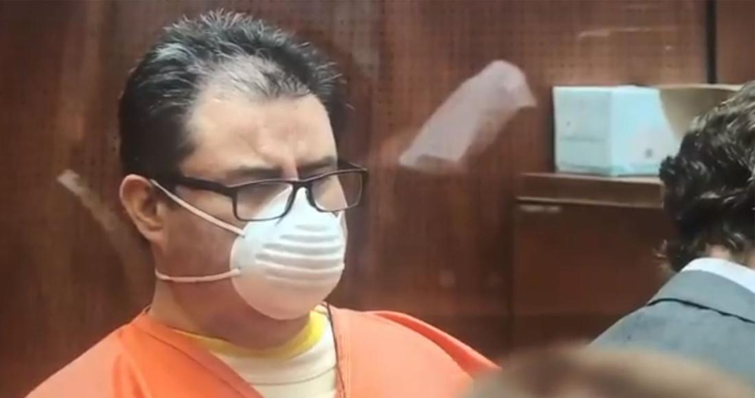 Naasón Joaquín García, líder de la Luz del Mundo, se vuelve a declarar «inocente» ante la corte de LA