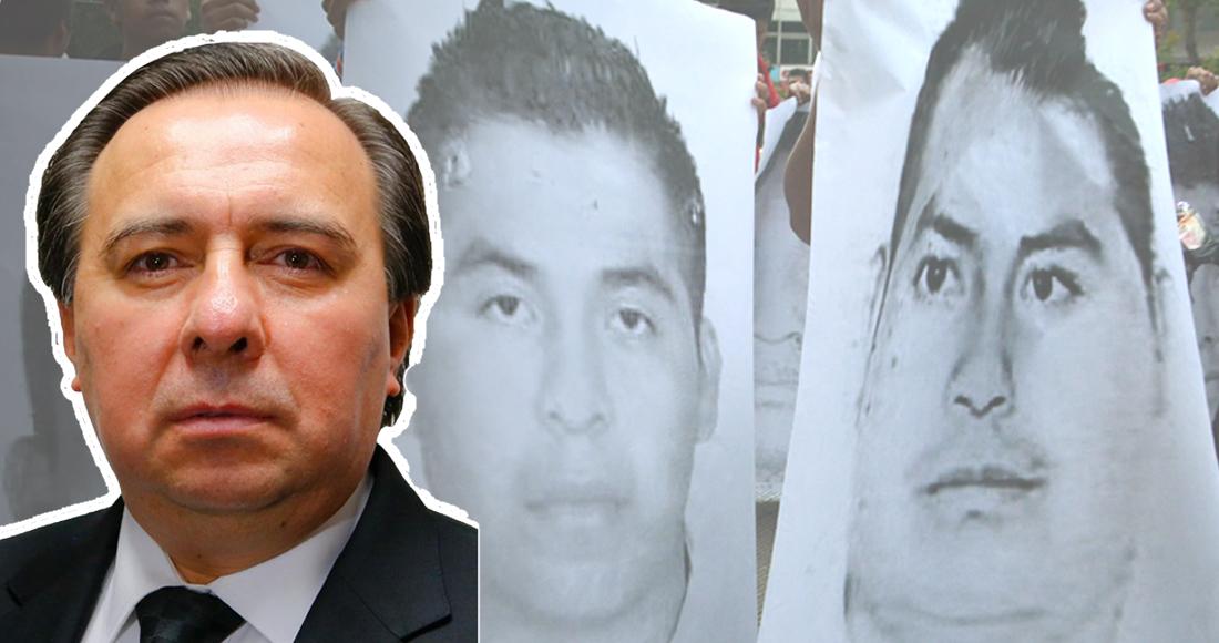 Tomás Zerón, autor de la «verdad histórica» de Ayotzinapa, está prófugo y se oculta en Israel: AMLO