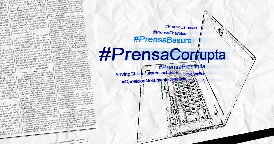 El Departamento de Estado señala en informe campañas de acoso en la Red contra periodistas mexicanos