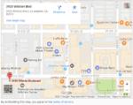 LA Office map