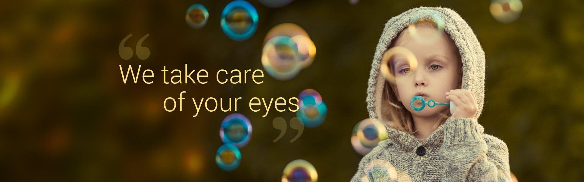 common eye conditions