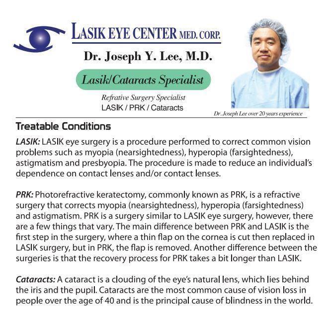 dr joseph lee