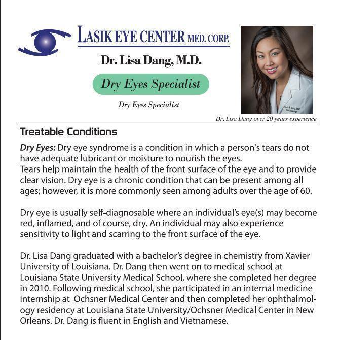 Dr. Lisa Dang