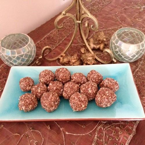 Protein Balls & Healthier Easter Treats
