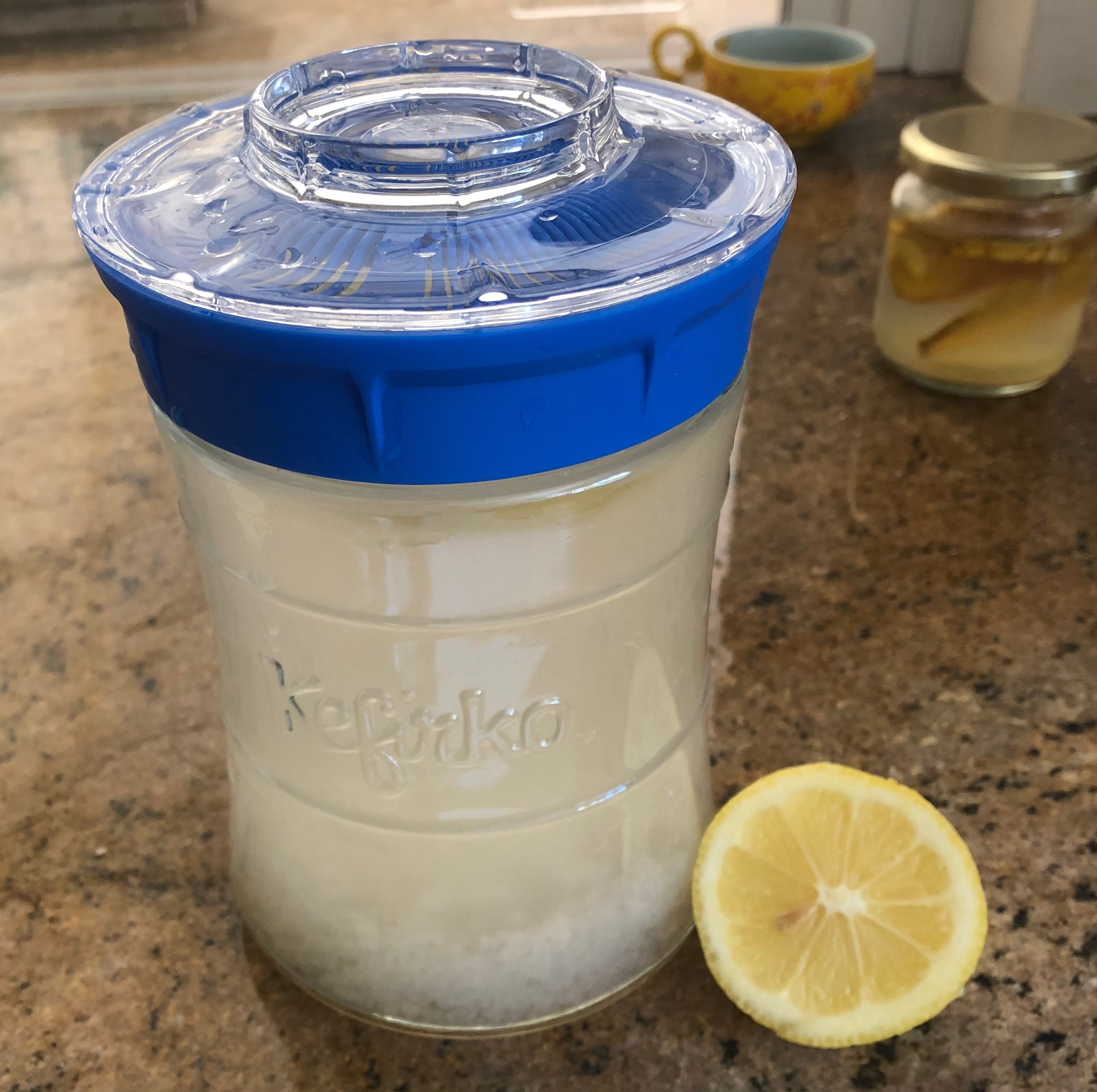 Water Kefir – it's good for your tummy, so easy & so yummy!