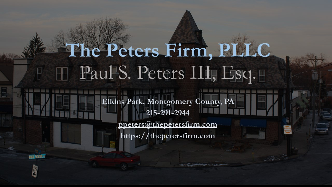 The Peters Firm PLLC Client Reviews