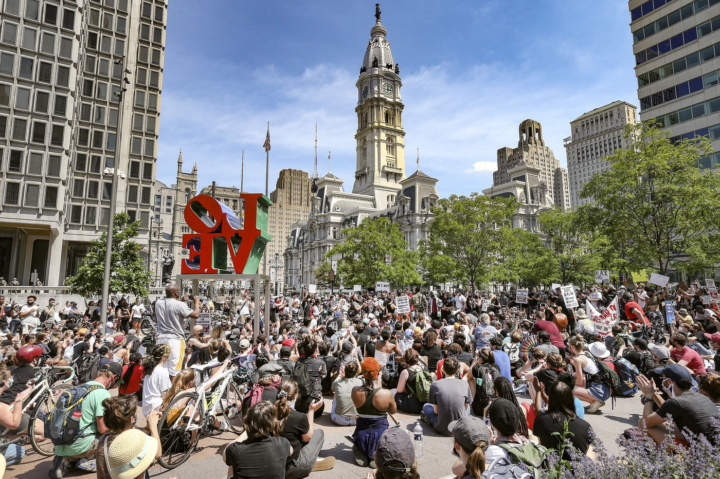 When Does Protesting Become Illegal in PA?
