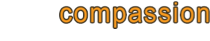 Compassion Construction Logo - best construction company in Keller Texas