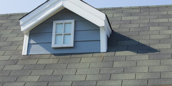 Hail damaged roof repaired in Keller Texas