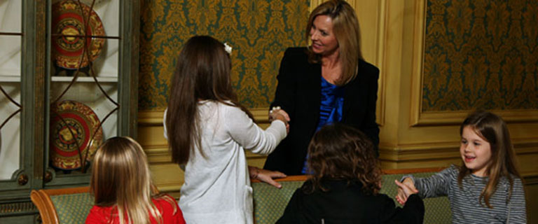 Mimi's Manners classes make learning etiquette skills fun