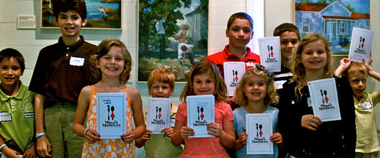 Mimi's graduates are proud of their new skills