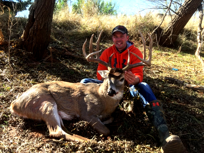 Oklahoma Whitetail Hunting