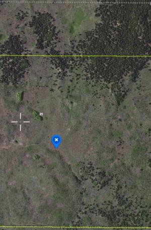 640 Acre Oklahoma Hunting Lease