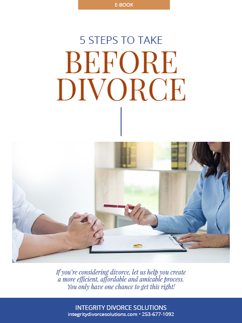 5 Steps to take before Divorce