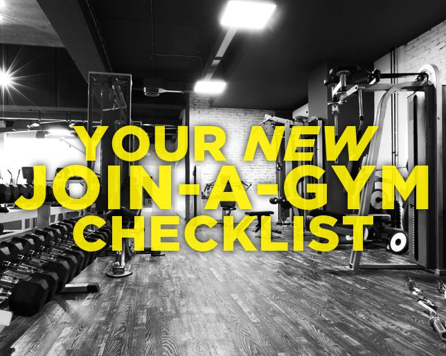 What to Know BEFORE Joining a Health Club
