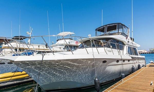 50ft Luxury Yacht   Yacht Rental Los Angeles