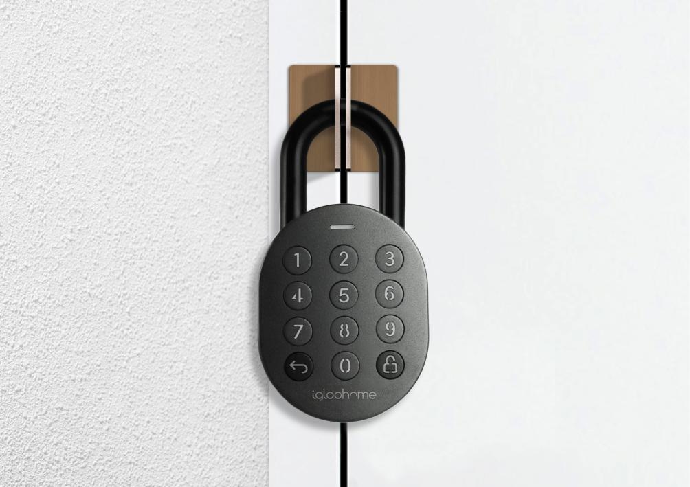 igloohome padlock