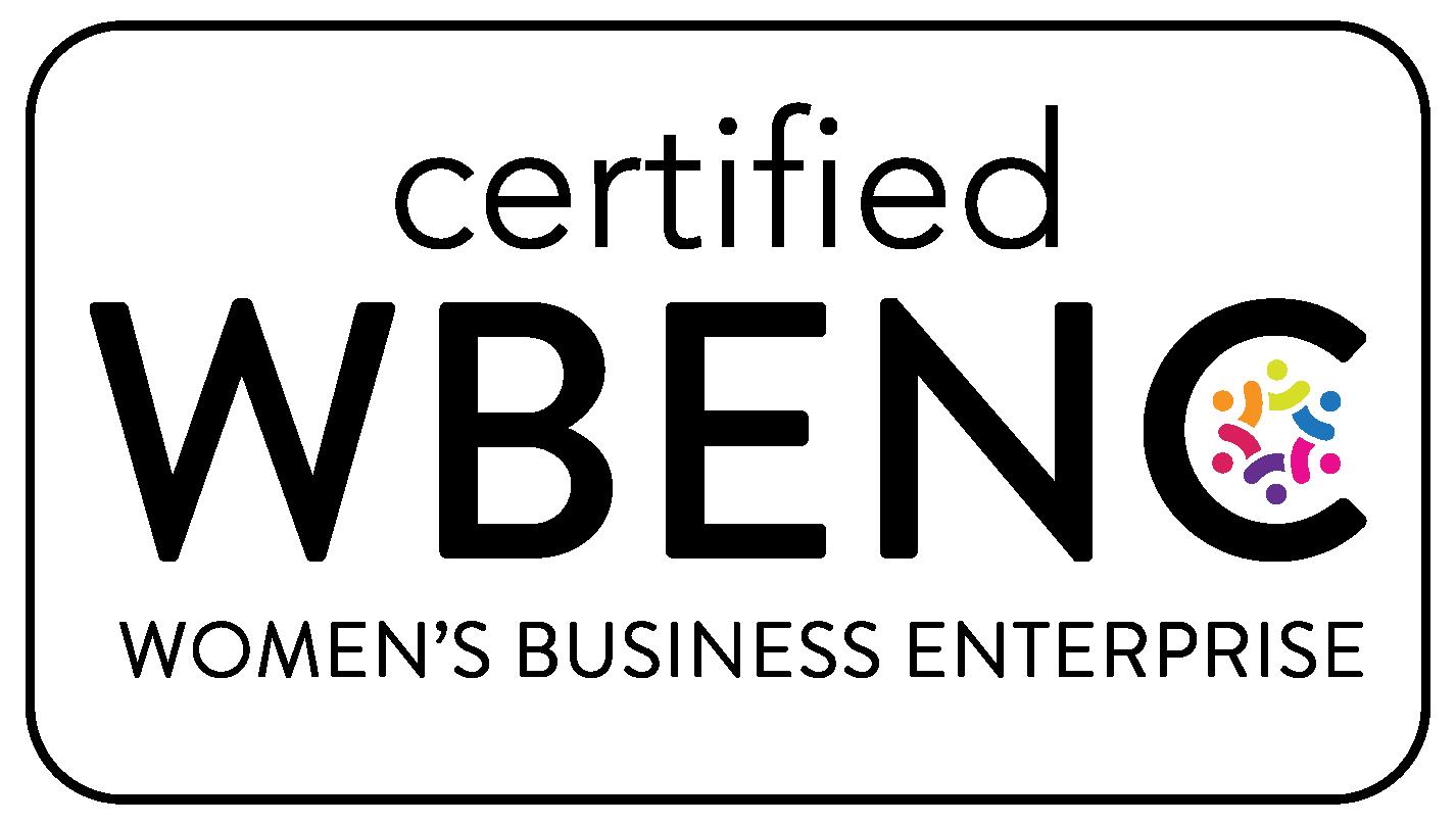 Certified Women's Business Enterprised logo