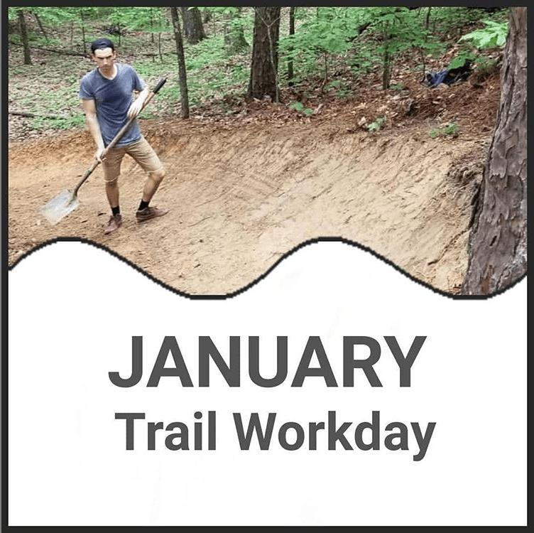 Trail Workday – Trussville