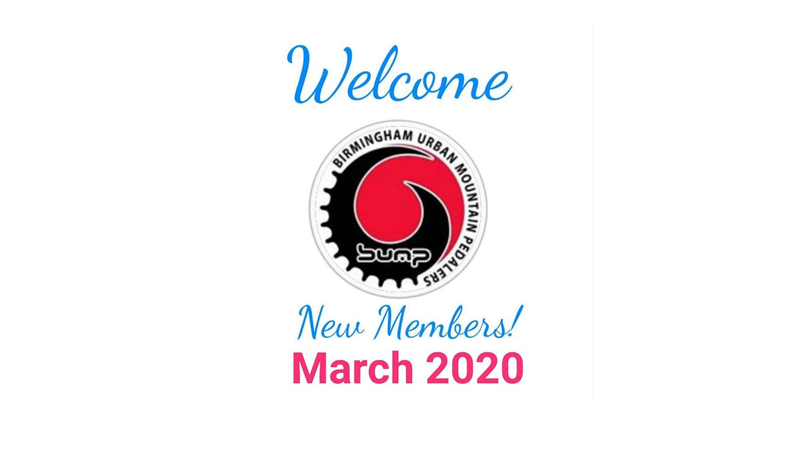 Welcome March Members