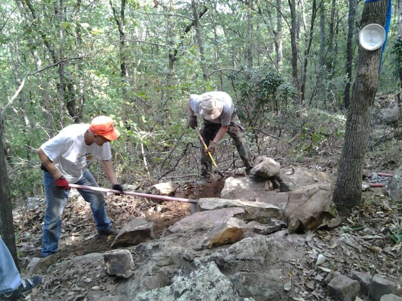Trail Workday – Tannehill