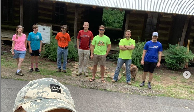 June Trail Workday at Tannehill State Park