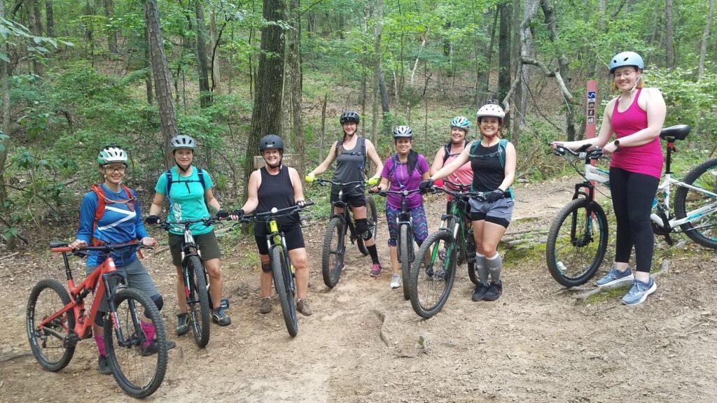 BUMP MTB Ladies Tuesday Night Ride