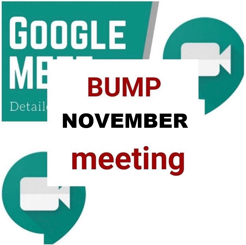 BUMP November Meeting