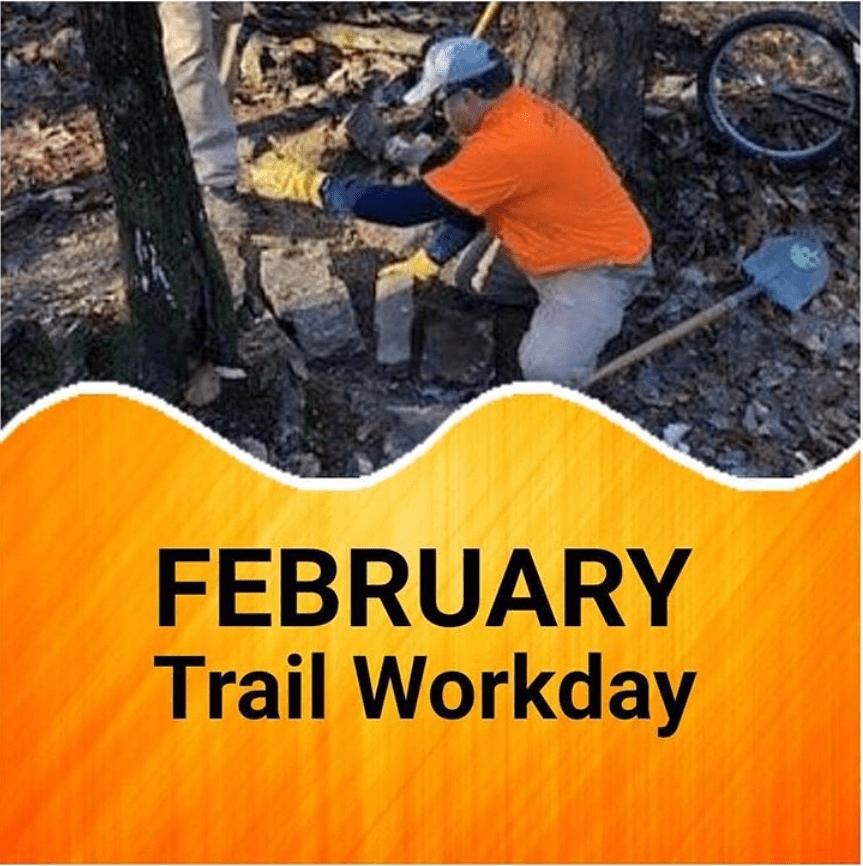 February trail workday