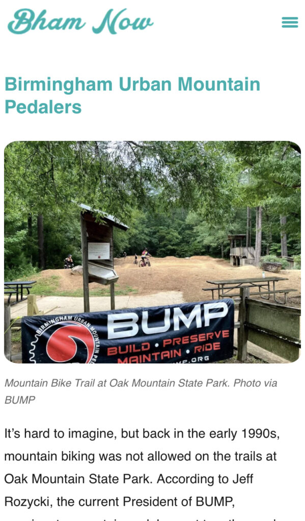 Mountain biking in Birmingham went from being a novelty to world class. How did it happen? – Bham Now