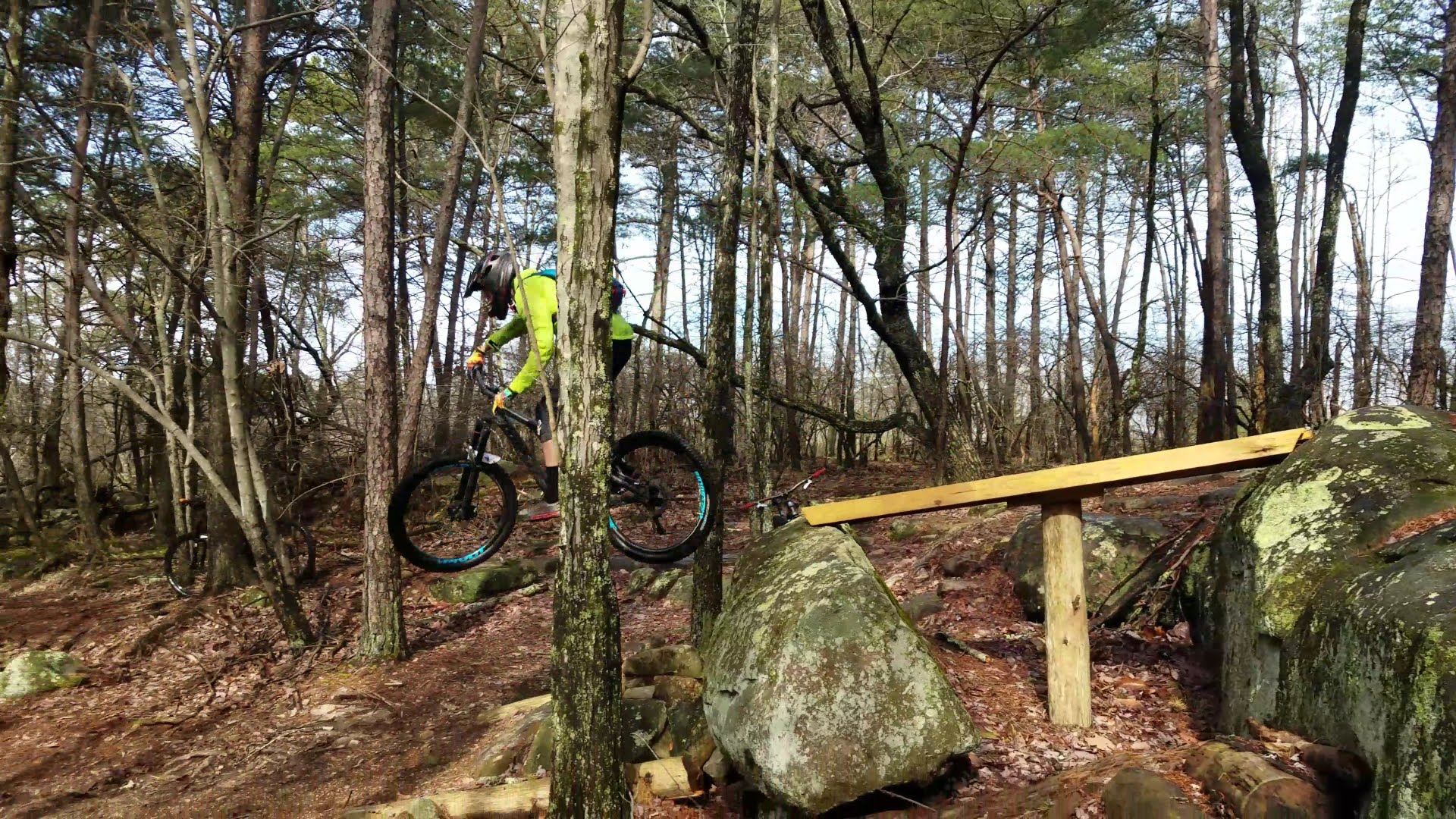 BUMP ride at Racoon Mountain